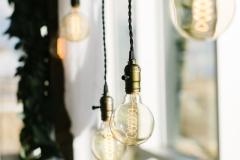 Antique Tungston Element Warm light bulb