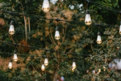 Ambiance hanging lights