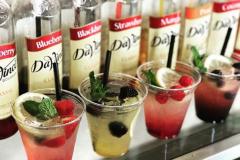 Flavored Soda Bar